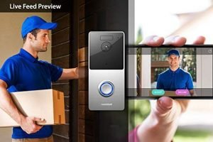 RemoBell WIFI Video Doorbell