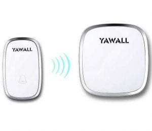 Yawall wireless doorbell