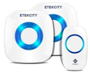 Etekcity Wirell Doorbell Kit