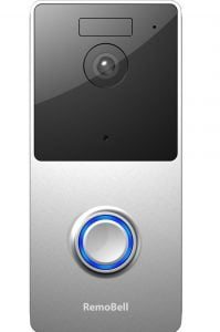 REMOBELL WIFI WIRELESS VIDEO DOORBELL Img