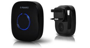 E-Prance Long Range Wireless Doorbell