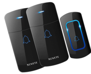 Novete Wireless Doorbell Kit