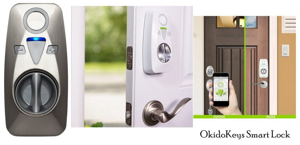 OKIDOKEYS-SMART-LOCK Image