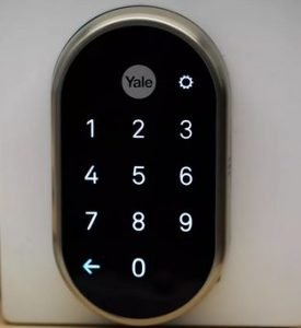 Nest x Yale Lock By Google